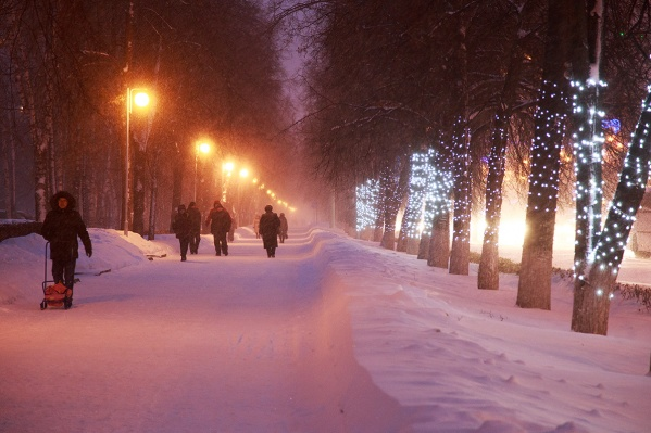 Мороз не желает покидать Башкирию