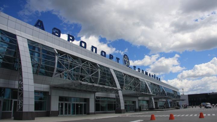 Самолёт из Благовещенска экстренно сел в Новосибирске из-за болезни пассажира