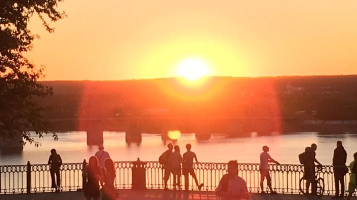 Пермские синоптики прогнозируют прохладный август
