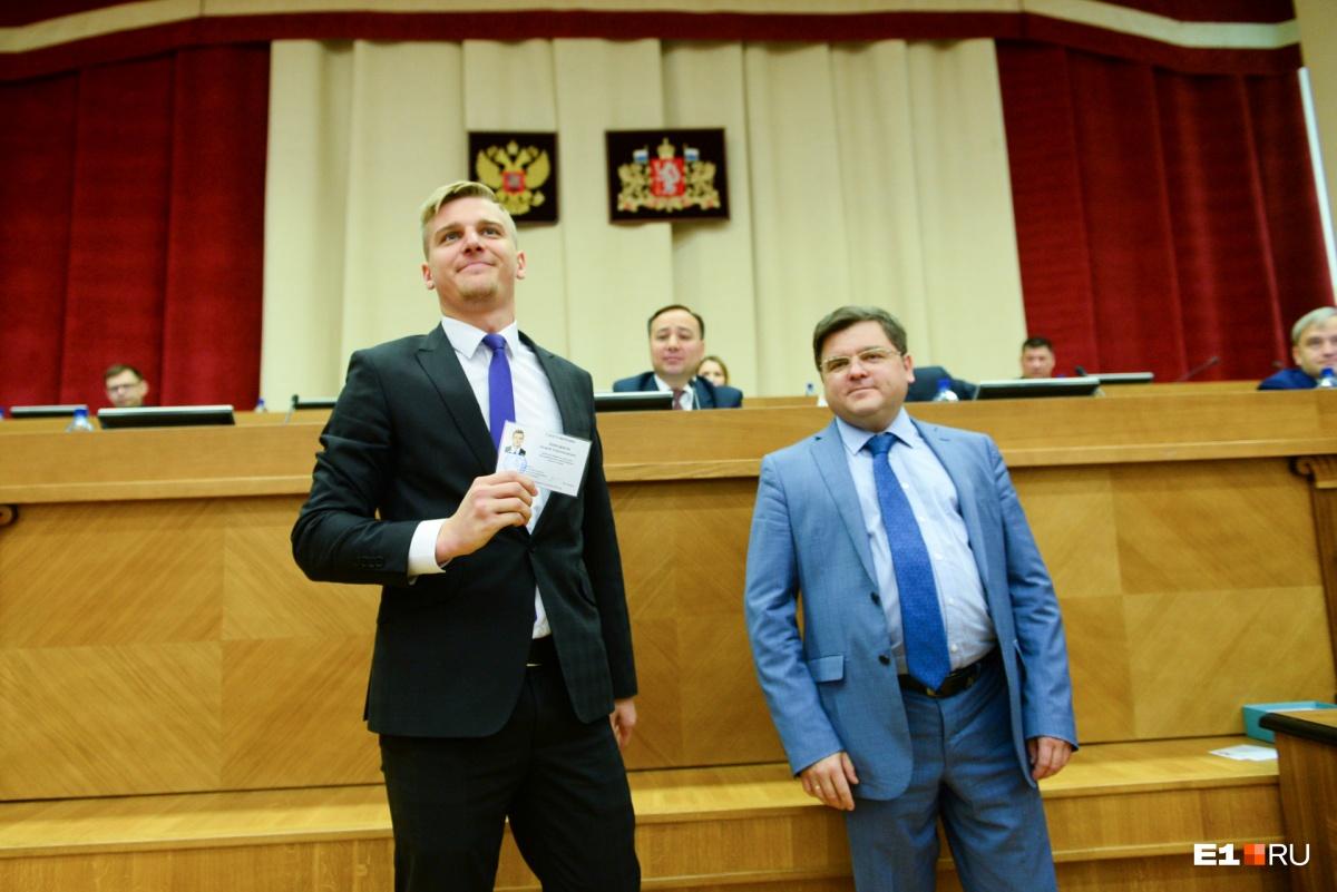 Андрей Пирожков