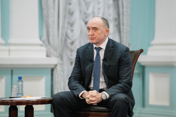 На подведение итогов года у Бориса Дубровского ушло чуть менее двух часов