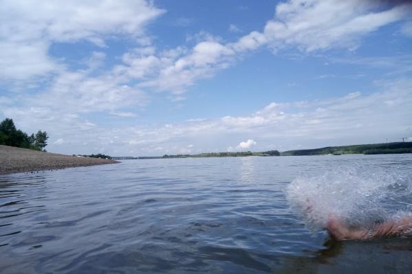 С начала купального сезона в Новосибирской области утонули 16 человек