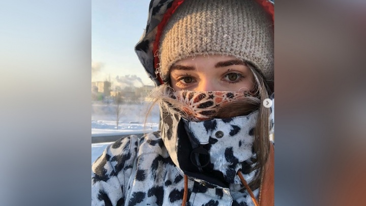 Город замерзших усов и седых волос: любуемся морозными селфи екатеринбуржцев