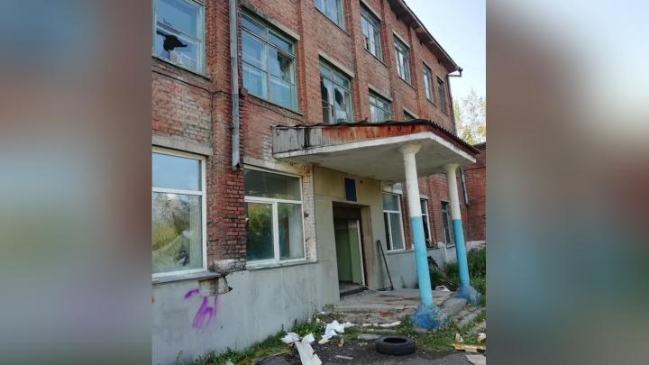 Здание аварийной школы на Волгоградской решили снести