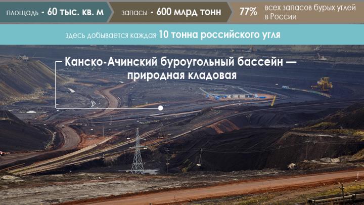Повод для гордости: у угольной отрасли России 2 сердца, и одно из них находится в Красноярском крае