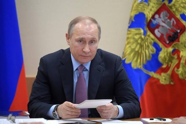 Выборы президента РФ официально назначены на 18 марта 2018 года