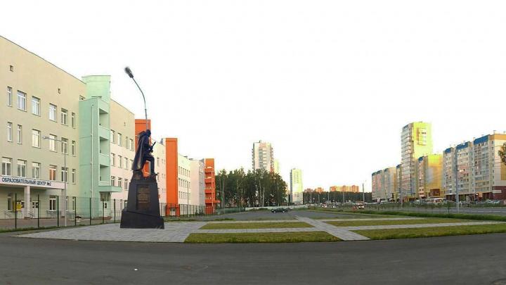 Предложили общественники: в Челябинске установят монумент Солдату-победителю