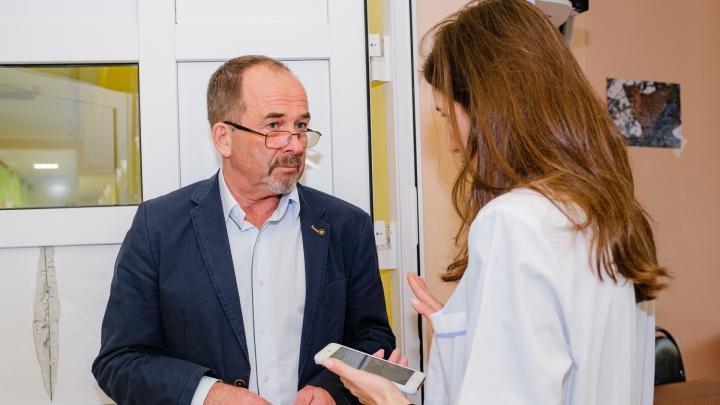 В Перми скончался главный врач краевой психиатрической больницы