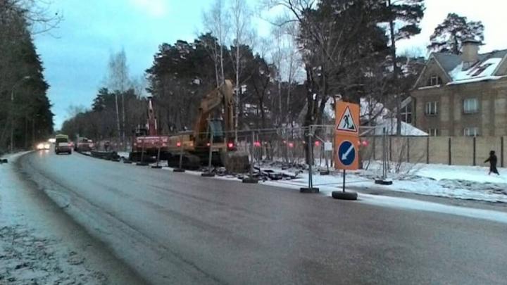 В Перми началось строительство нового водопровода до Краснокамска
