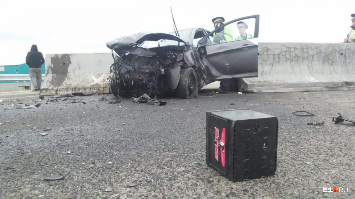 Перед аварией скорость «Делимобиля» была в районе 150 километров в час