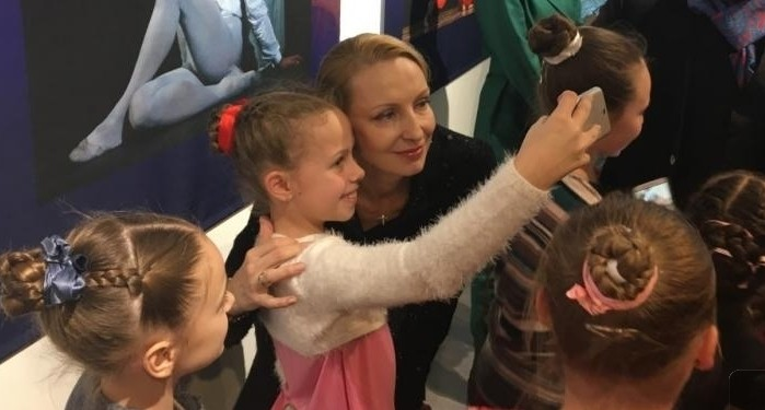 "Заявку Екатеринбурга на ""Экспо-2025"" представит балерина Илзе Лиепа"