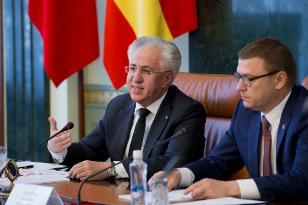 Возглавит экологический совет при губернаторе председатель Российского экологического общества Рашид Исмаилов
