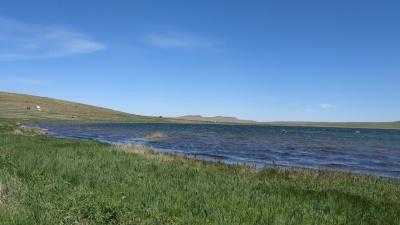 Популярные у красноярцев солёные озёра Хакасии начали опресняться