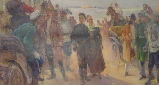 В интересах революции: в екатеринбургской тюрьме читали Ленина и встречались с фальшивыми невестами
