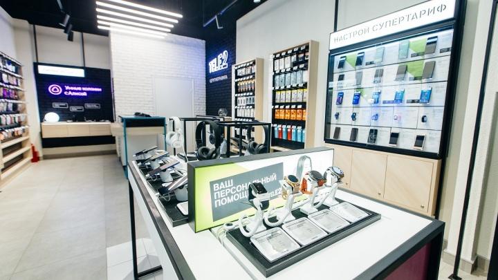 Телемедицина и покупки из Китая: Tele2 расширил возможности в своих салонах