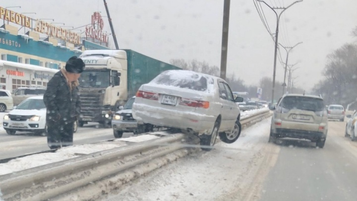 Полиция назвала самые аварийные места Новосибирска — показываем на карте наиболее опасные