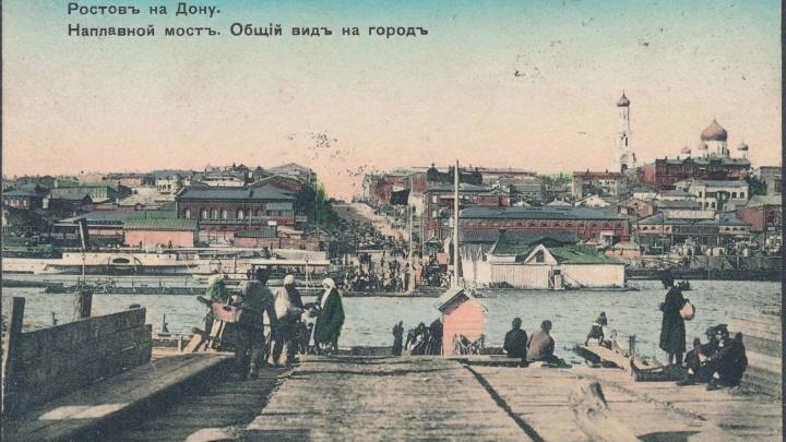 Пушкин, Александр III, декабрист и французы:каким видели Ростов в XIХ веке
