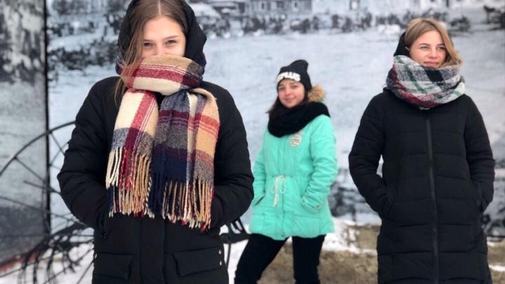 «Полюса любви»: в Волгоградской области «Урюпинские девчата» презентовали песню к 8 Марта