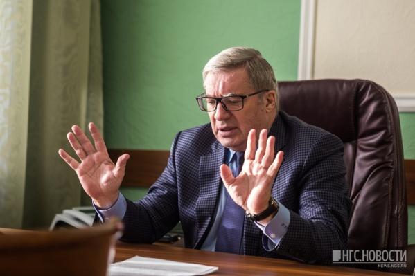 Правительство РФ предложило Толоконскому стать членом совета директоров РЖД.