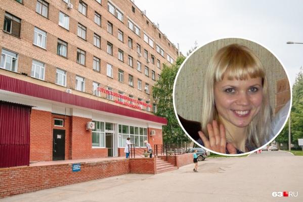 Елена Николаева умерла после кесарева сечения, родив троих мальчишек