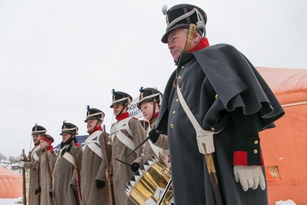 Башкирские воины приняли участие в освобождении Нидерландов