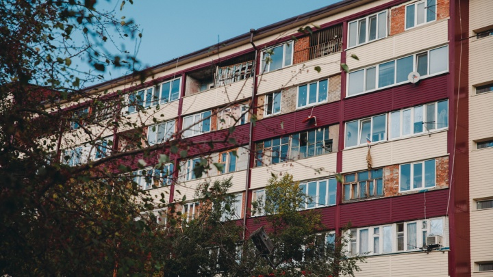 Тюменскую управляющую компанию лишили лицензии за плохое содержание пансионата на Бабарынке