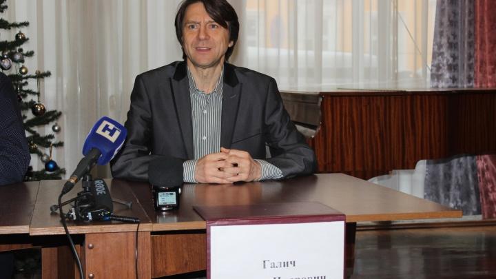 «Астральный двойник» поэта Лермонтова приехал в Нижний Новгород