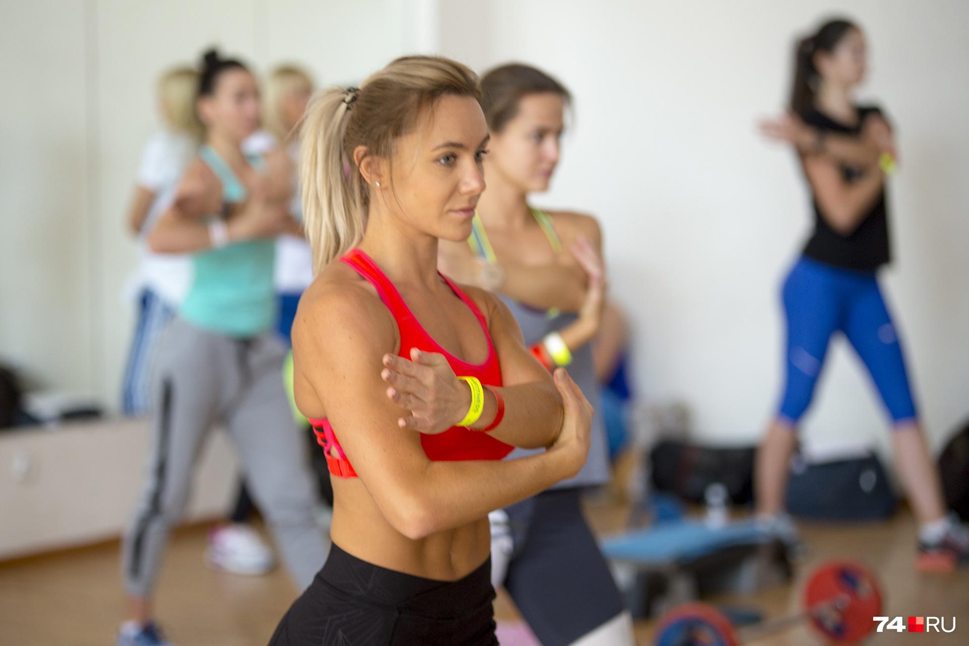 На одном только фитнес-питании вы вряд ли придете в форму
