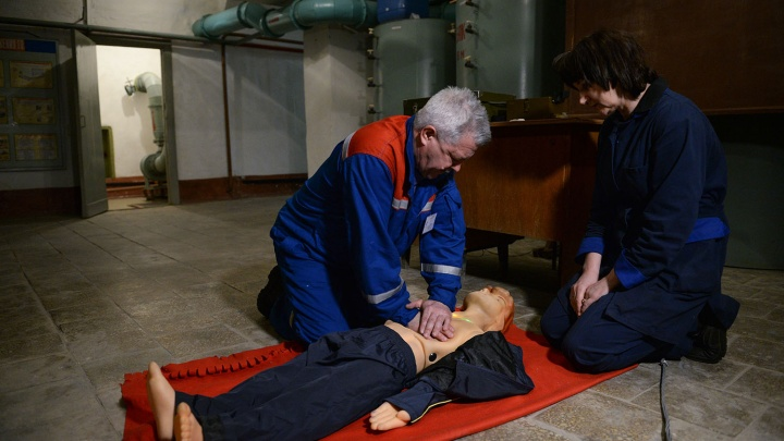 Спасатели и врачи открыли в Новосибирске бесплатные курсы первой помощи
