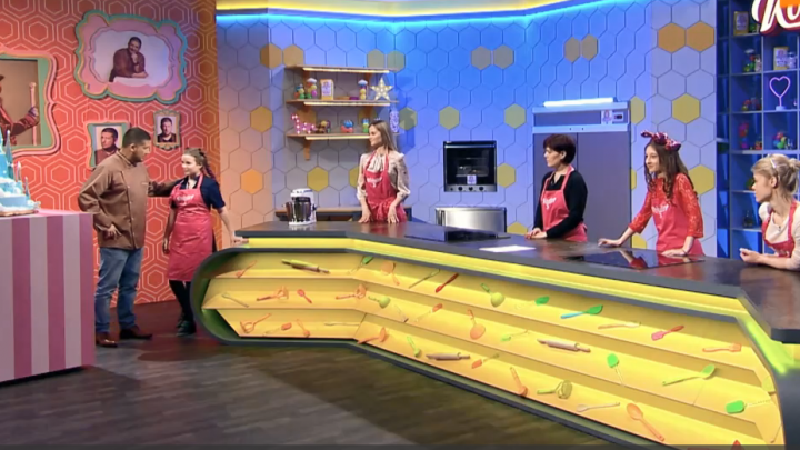 В телешоу для сладкоежек выбрали лучших кондитеров Новосибирска
