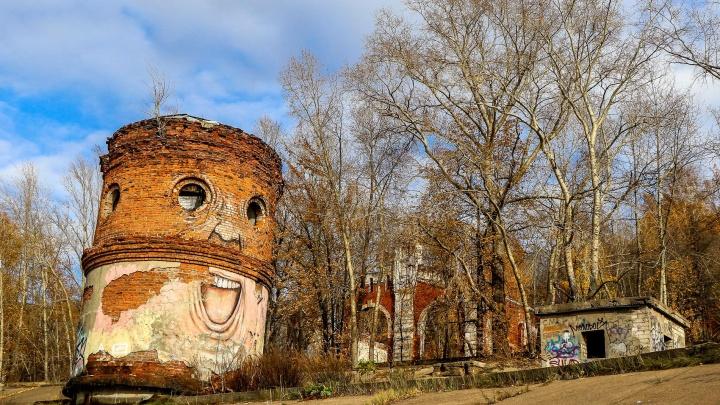 Таинственная Куйбышевская водокачка: гуляем по одной из самых известных заброшек Нижнего Новгорода