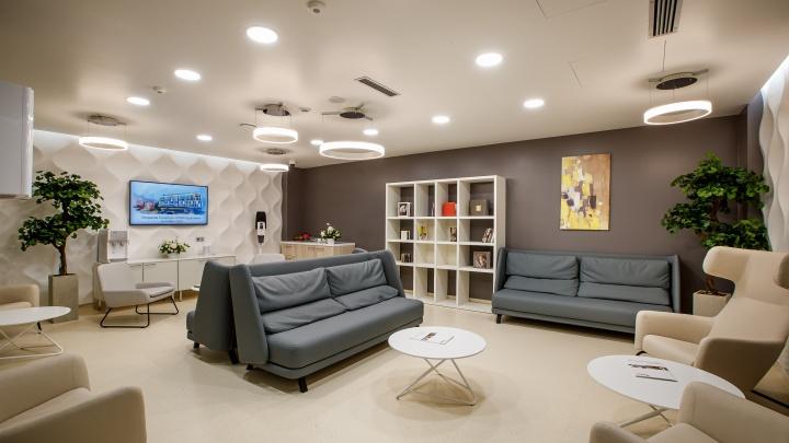 Пациенток нового роддома Екатеринбурга поселят вапартаменты класса «Премиум»