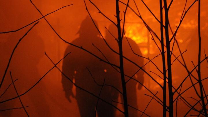 Мужчина пострадал при взрыве в дачном посёлке
