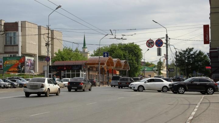 Омичам показали, как будет выглядеть улица Ленина после реконструкции