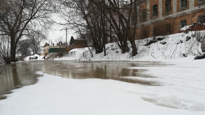 Ярославль уходит под воду: решено сократить сбросы воды с Рыбинской ГЭС