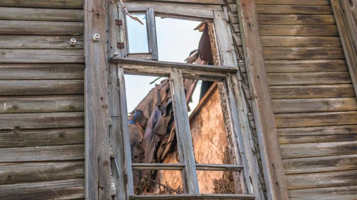В центре Самары избавятся еще от двух домов-гнилушек