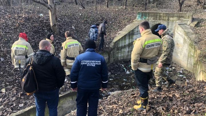 В Ростове ищут пропавших в роще детей. Но полиция не уверена, что они существуют