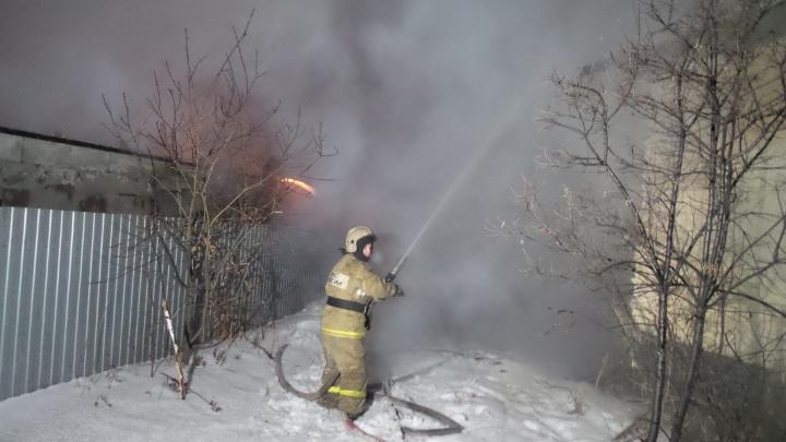 В доме под Верхней Пышмой взорвался газовый баллон: семья осталась без жилья