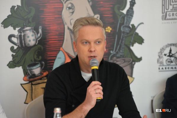 Сергей Светлаков расположился на 47-м месте