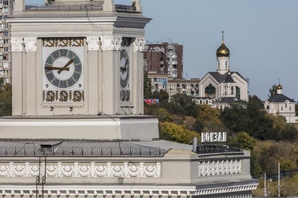 Комитет госдумы решил, что Волгоград может жить в часе от Москвы