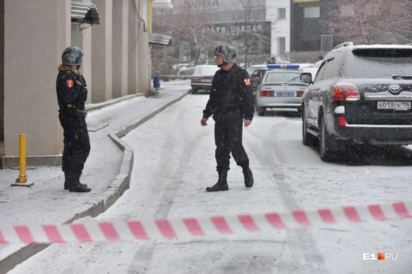 В Екатеринбурге эвакуировали Арбитражный суд Свердловской области