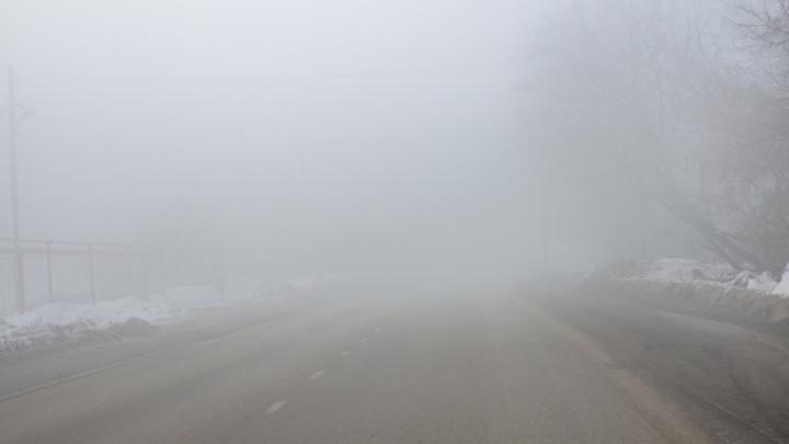 «Объявили желтый уровень опасности»: в Самарской области на дорогах сохранится туман