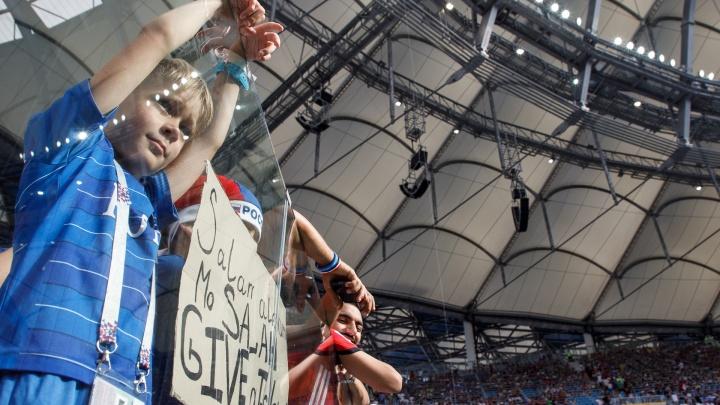 Футбольные фанаты о Волгограде: «Это красивый оазис усталых глаз»