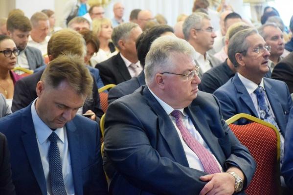 Центральной темой совещания стало обсуждение федерального проекта «Улучшение условий ведения предпринимательской деятельности»
