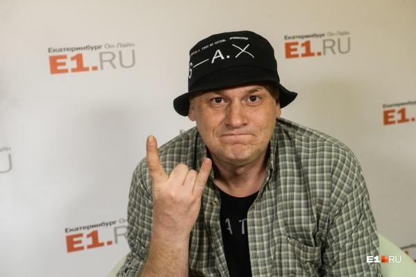 Евгений Фатеев занимается организацией «Стенограффии» уже десять лет