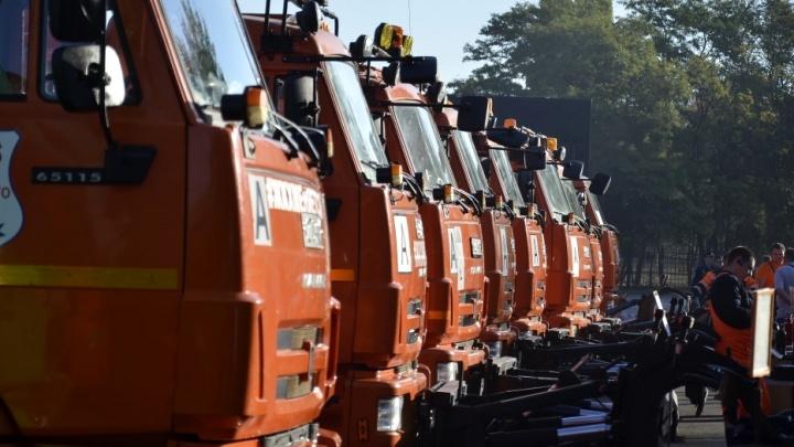 На коммунальную технику в Ростовской области потратят 350 миллионов рублей
