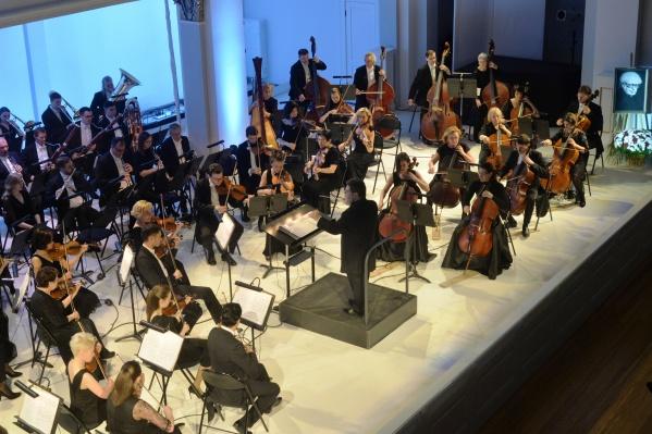 Музыканты исполнили сцены и арии из любимых опер Исидора Зака