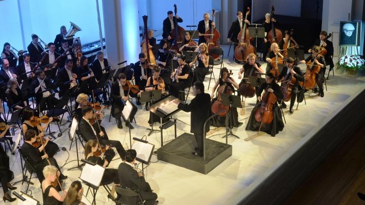 В НОВАТе концертом отметили 110-летие первого главного дирижёра театра