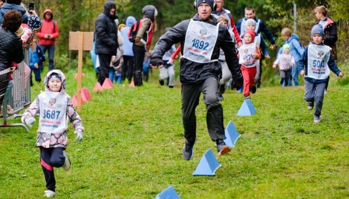 В Прикамье завершилась серия забегов «Беги по краю»