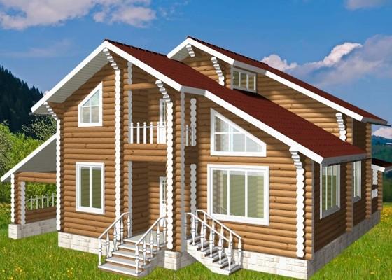 Екатеринбуржцам рассказали о преимуществах деревянных домов и натуральных облицовочных материалов
